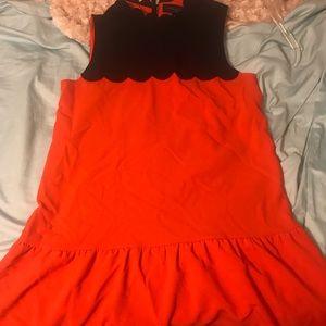 Victoria Beckham mini dress